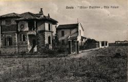 Villa Giuseppe Palanti - cartolina