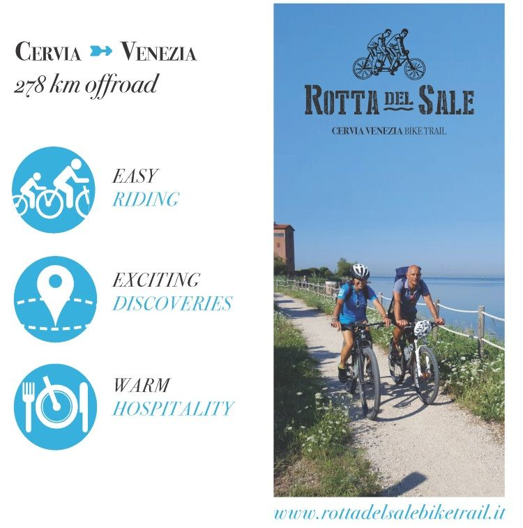 Cervia Bike Tourism, Rotta del sale immagine