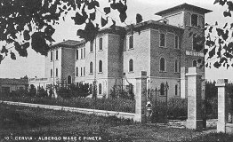 Nascita Milano Marittima - Albergo Mare Pineta