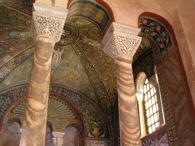 Ravenna - San Vitale interno - 400