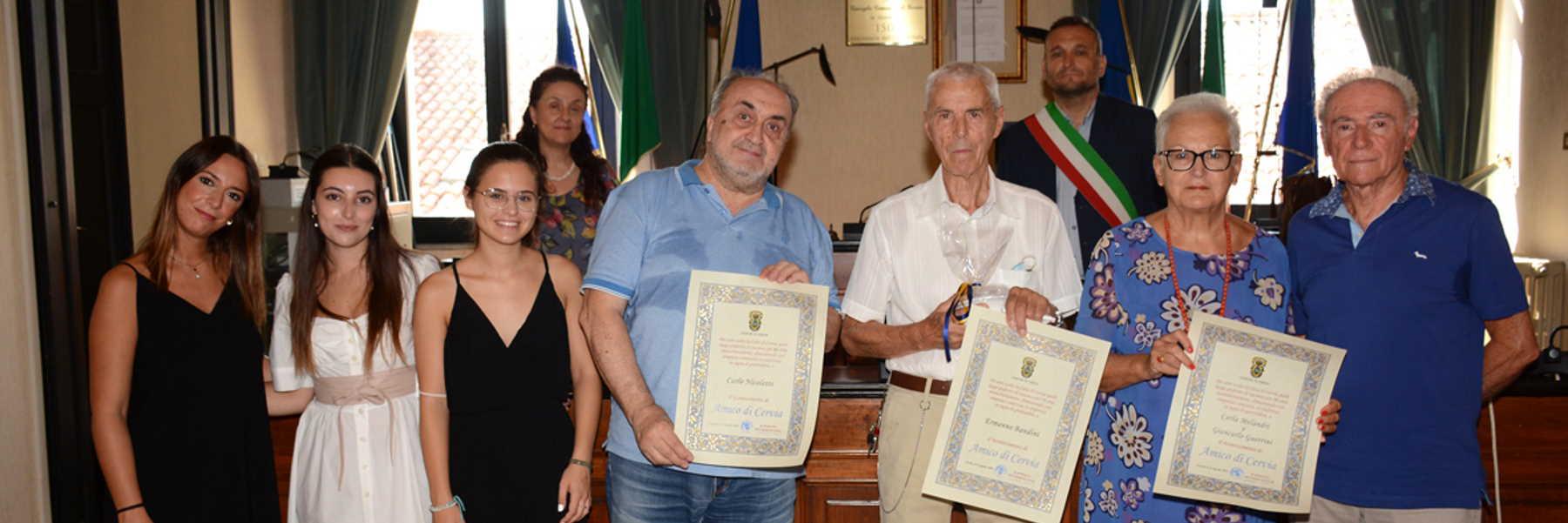 Amici di Cervia, 74 anni di fedeltà