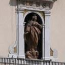 Statua della Madonna Assunta - Palazzo Comunale