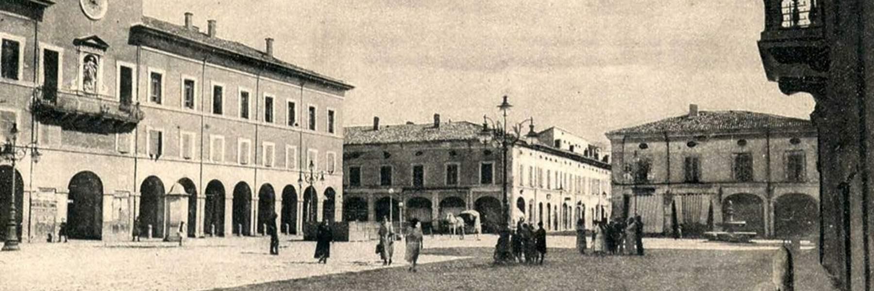 La Pavimentazione di Piazza Garibaldi