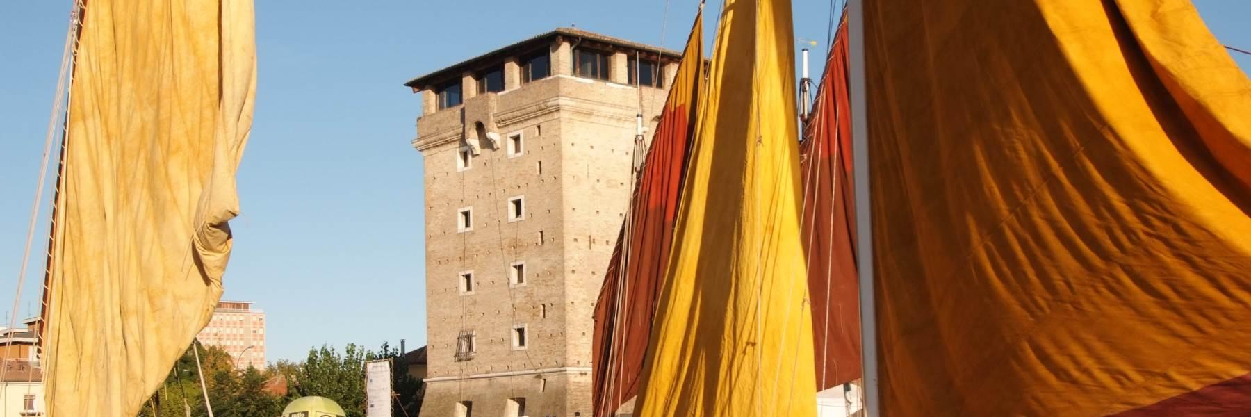 Il centro storico di Cervia: dal mare alla salina